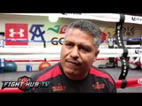 Robert Garcia on Pacquiao draining fighters, training Chavez Jr & Maidana not loving boxing