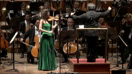 Janine Jansen - Brahms: Violin Concerto highlights