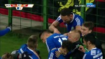0-2 Jakub Vojtus Goal Poland  1. Liga - 13.04.2017 GKS Katowice 0-2 Miedz Legnica
