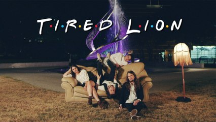 Tired Lion - Not My Friends