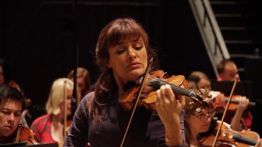 Nicola Benedetti - Glazunov: Violin Concerto - 1. Moderato