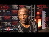 Mayweather Sr. on Muhammad Ali picking Manny Pacquiao to beat Floyd Mayweather Jr.