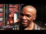 """Floyd Mayweather Sr """"Pacquiao going to be stopped! Floyd going to put it on his ass!"""""""