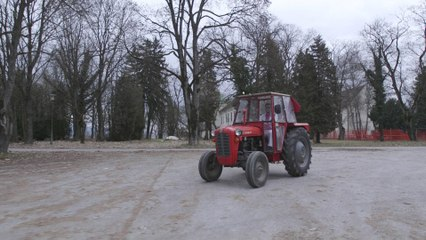Kandžija i Gole žene - Traktorom Me Dovezli, Limuzinom Odvezli