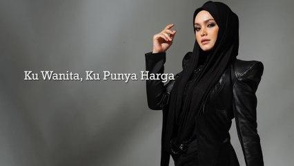 Dato' Sri Siti Nurhaliza - Aku (Lyric Video)