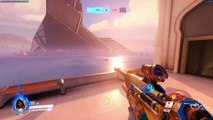Overwatch: Would be cool if those kills would shot up as sleeping dart kill