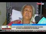 Lilia Cuntapay, nananawagan ng tulong sa mga kasamahan sa showbiz