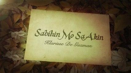 Klarisse De Guzman - Sabihin Mo Sa Akin