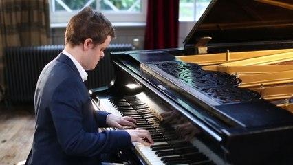Benjamin Grosvenor - Mendelssohn: Prelude in F Minor, Op.35, No.5