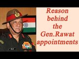 Bipin Rawat new Army chief: Why Lt. Gen. Rawat was chosen   Oneindia News