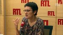 Nathalie Arthaud était l'invitée de RTL le 14 avril 2017