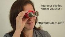DIY : Fabriquez des jumelles en rouleau de papier toilette