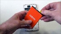 Geotel Note - распаковка, предварительный обзор