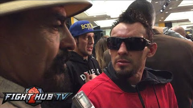 """Robert Guerrero """"I would of stopped him if it was 15 rounds!"""" - Talks Thurman power & if hurt"""