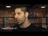 """John Molina on Broner """"It's going to be a war, I promise you. It's gonna be a dog fight"""""""