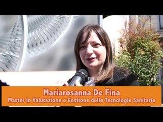 Intervista a Mariarosanna De Fina