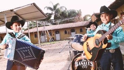 Los Bañales Juniors - Me Gustas Tú