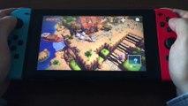 Oceanhorn - Extrait de jeu sur Switch