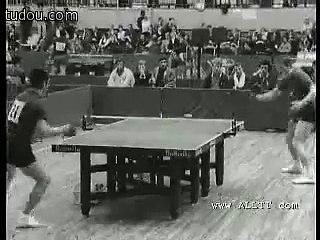 1971 (WTTC) Nagoya Zhuang Zedong - Istvan Jonyer