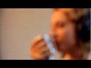 "Stephen Sondheim's ""More"" by Lu Ramos (@ recording session)"