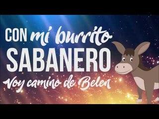Villancico Con Mi Burrito Sabanero - Mano De Obra ®