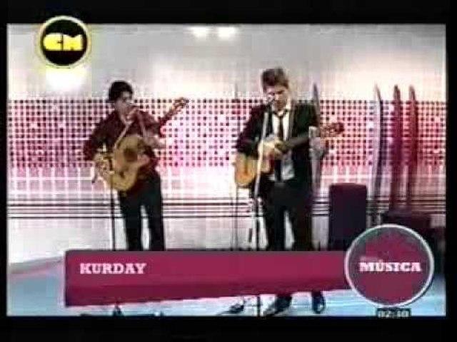"""KURDAY """"ACUSTICO EN CM MUSICA"""""""