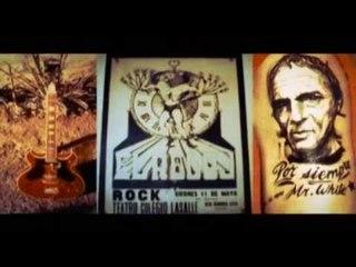 MR. WHITE ROCK CON  RICARDO MOLLO - MR. WHITE  (VIDEO OFICIAL)