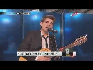 """KURDAY EN EL """"PRENDE Y APAGA"""""""