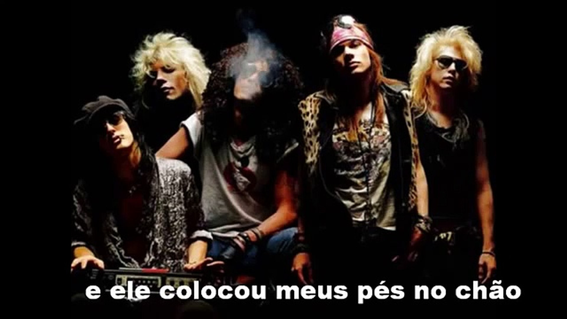Guns n' Roses: Sex N' Drugs N' Rock N' Roll Trailer