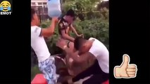 I Bet You Cant Stop Laughing - New Funny Pranks Videos Vines