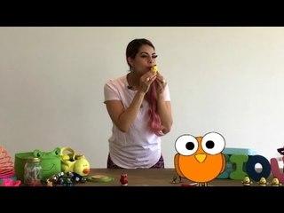 Aprender a respirar- A cantar y jugar niños - Olanda y la Caja Mágica