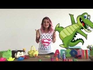 Aprende con la canción del cocodrilo Roberto