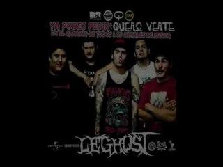 LEGHOST - Recording Album scene - Part 1 2011 (Narf Studios)