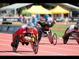 Athletics - men's 400m T54 semifinals 2 - 2013 IPC Athletics WorldChampionships, Lyon