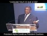 Alpha Coné, il faut favoriser les entreprises africaines