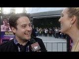 "Sean Marquette Interview ""Sundown"" Los Angeles Premiere Red Carpet"