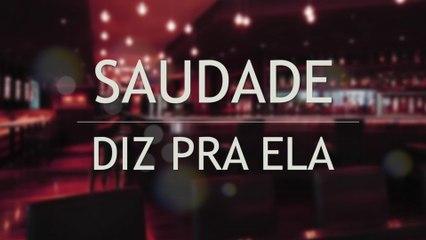 Paulinho Reis - Saudade Diz Pra Ela