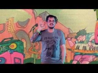 Radagast - Stand up ciudad emergente 2016