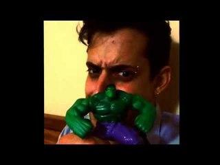 Hulk flat