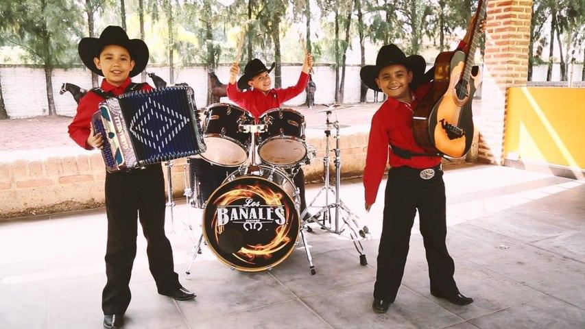 Los Bañales Juniors - El Canto De Un Vaquero (Mi Caballo Pobre)