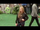 """Ella Anderson """"The Angry Birds Movie"""" Los Angeles Premiere Red Carpet"""