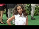 """Asia Monet Ray """"The Angry Birds Movie"""" Los Angeles Premiere Red Carpet"""