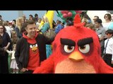 """Jason Sudeikis """"The Angry Birds Movie"""" Los Angeles Premiere Red Carpet"""