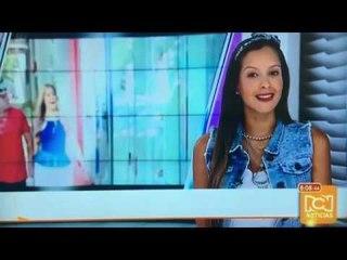 Mc2 en el canal RCN entrevista 12/08/16