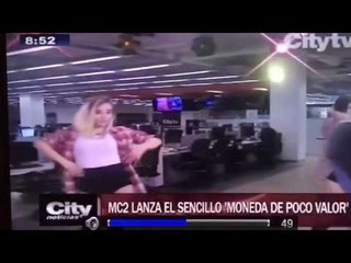 Mc2 Música en canal City TV COLOMBIA