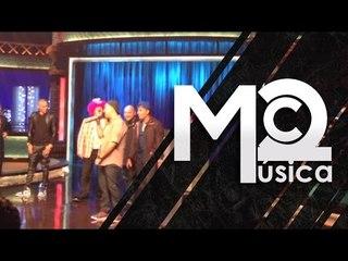 Michel Mc2  Impro con Taboo (Black eyed pease) sadeeck y David Rolas Dj EQ Marco Fernandez