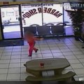 Stray bullets narrowly miss child in barbershop. [Mic Archives]