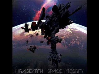 Sci-Fi ambient & space music: Space Integrity (full EP) by MIRAGEARTH