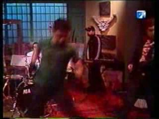 Richter - Casa Fantasma (En Vivo: Cultura Cero)