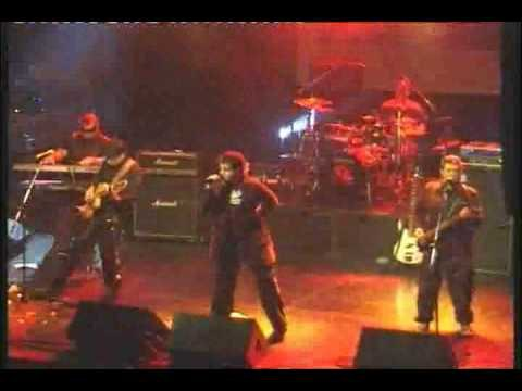 Richter - Casa Fantasma (En vivo: The Roxy)